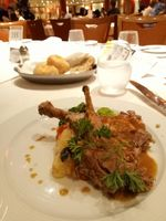 Lamb Chop (At Sinfonia Restaurant)