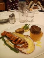 Lobster (At Sinfonia Restaurant)