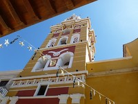 Cartagena (old walled city) architecture