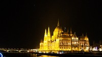 Illumination Cruise of the Danube River in Budapest