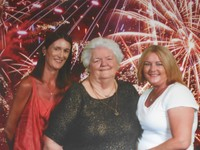 what a special time it was for myself, my daughter Lynne-Maree and my daughter Janet.