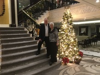 Christmas on Azamara Journey!