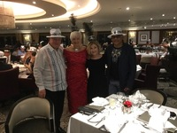 New Years Eve! Great meal, great entertainment, great fun!