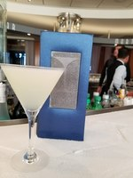 Ice Martini Bar