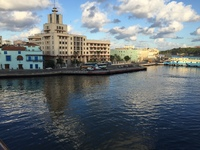 Havana, view from cruise terminal