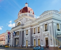 City Hall, Cienfuegos