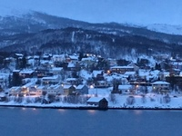 Norwegian Coastal town