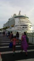 Picture from Curacao port