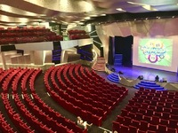 MSC Divina's Pantheon Theater