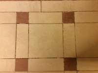 Floor bathroom tiles mole and also needed grouting