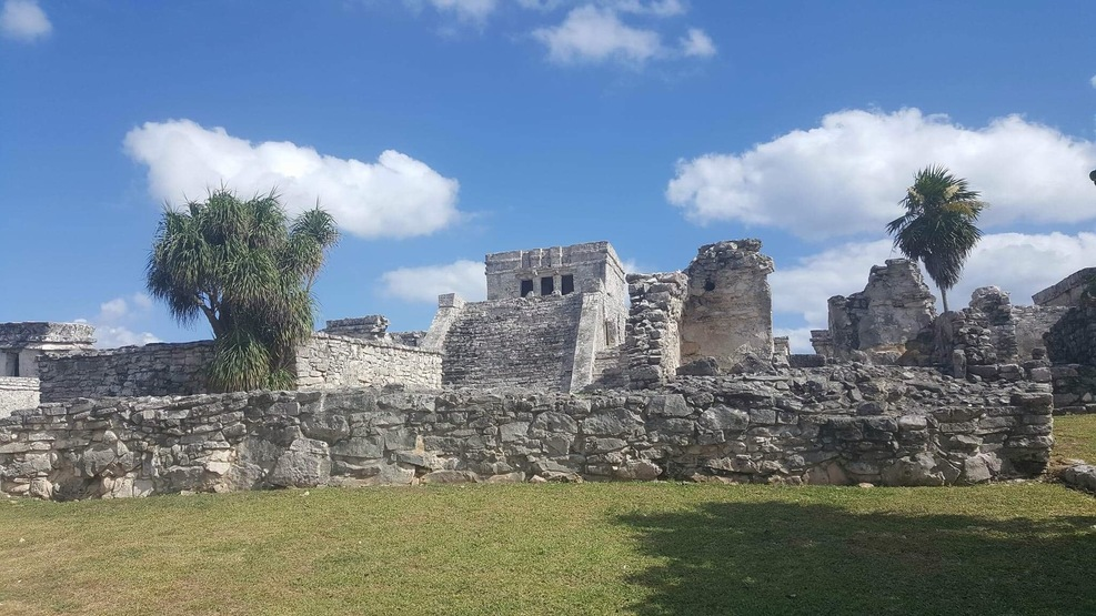 "This is in the walled city. It is called ""El Castillo"" and is the focal point of the village. So much history and is expertly described, in detail, by your tour guide."