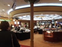 Shopping on the ship!!