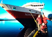 The best expedition crew .If you want to get to know Norway -these three will help you.
