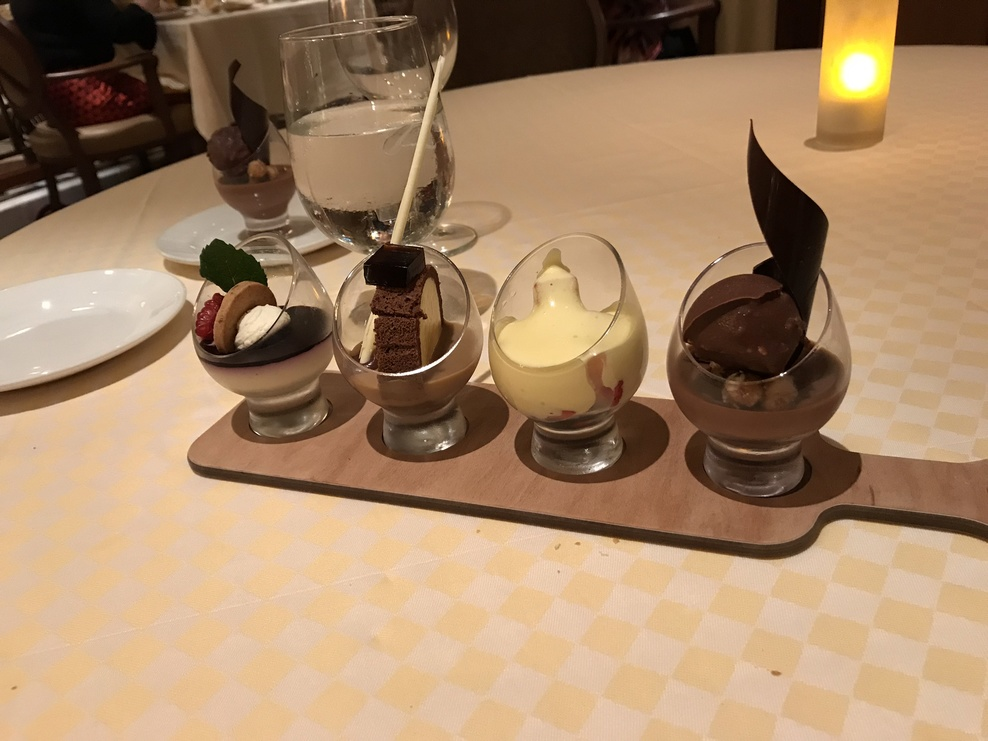 Desert selection