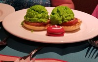 Green eggs and ham!