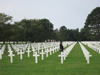Normandy: American Cemetary