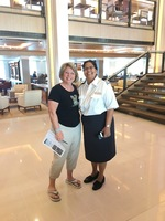 So impressed by the amazing job of Renita, headbof housekeeping. She still had time to be genuinely personable with guests! Hope to see her on another cruise!