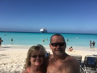Our day at Half Moon Cay