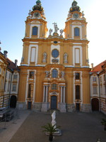 Melk Church