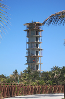Zip Line Tower at Great Stirrup Cay