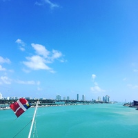 Port of Miami - Embarkation day