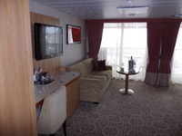 Sky Suite S1 Celebrity Reflection Cabin Reviews On Cruise Critic