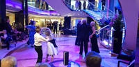 DANCING ON AZURA A806 MEDDITERANIAN CRUISE MARCH/APRIL 2018