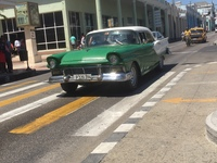 Lots of old cars in Cuba!