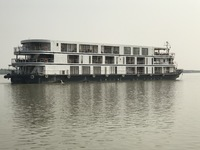 Sanctuary Ananda on the Irrawaddy