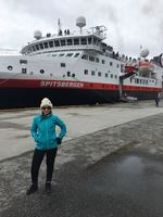 MS Spitsbergen,what a beautiful ship