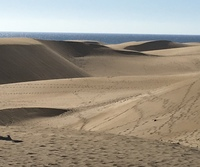 Dunes - Canary Islands