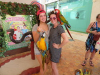 Fun in the port Cozumel