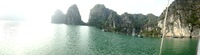 Halong bay, Vietnam, booked a tour ourself with toursbylocal