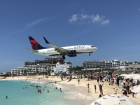 Sunset Beach Bar at Maho Beach
