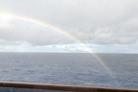 Hawaiian Expression: More rain means more rainbows