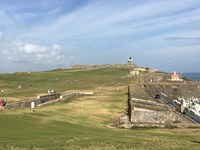 A old fort IN San Juan