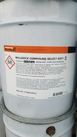 Toxic, flammable chemicals stored and used (open) on board and in close pro