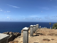Antigua lookout