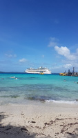 The ship from Lifou