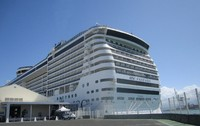 MSC Fantasia in port