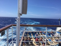 Day at Sea