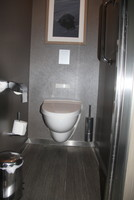 The Lavatory section