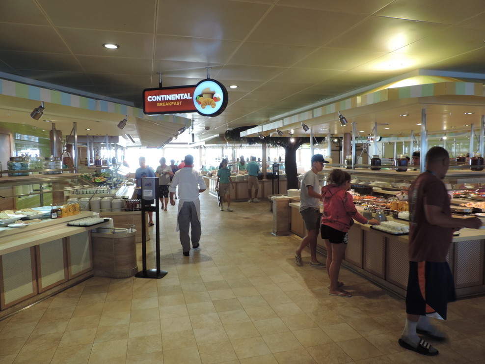 Lido Deck Food Court