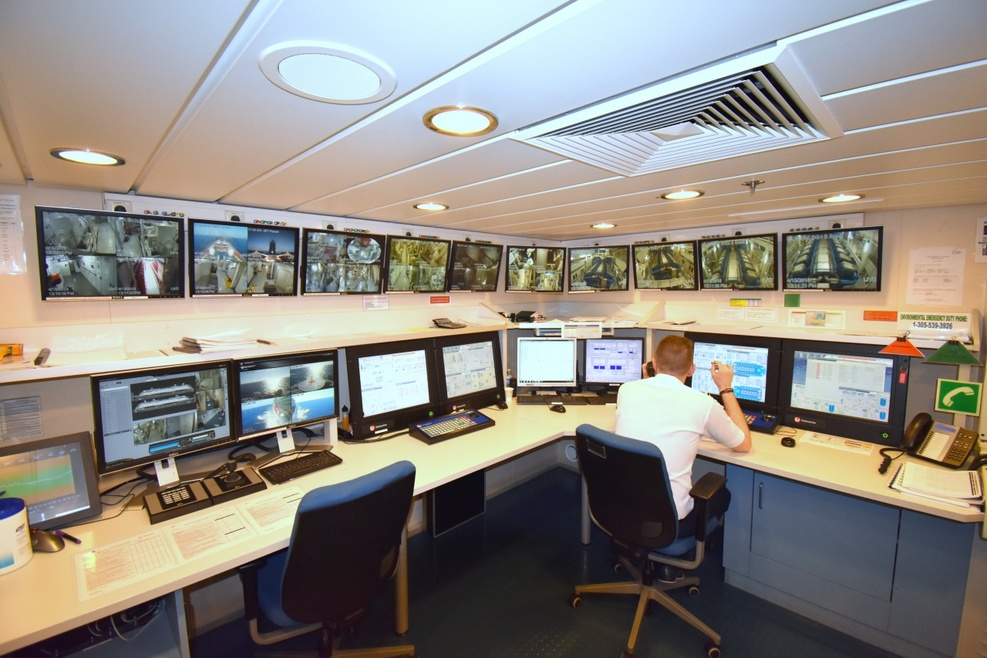 Engineering Control Room