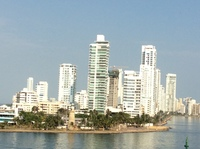 Cartagena skylinr