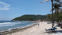 Beach at Labadee