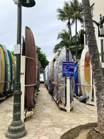 Surf school in Oahu