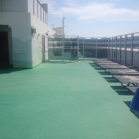 deck 18 on sea day