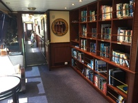 Library on board