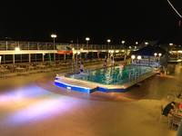 Swimming Pool at Deck 9